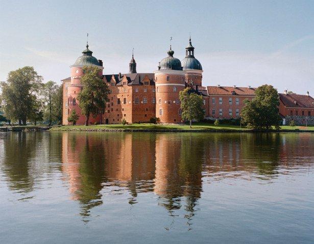 Gripsholms slott. Fotograf: Gomer Swahn